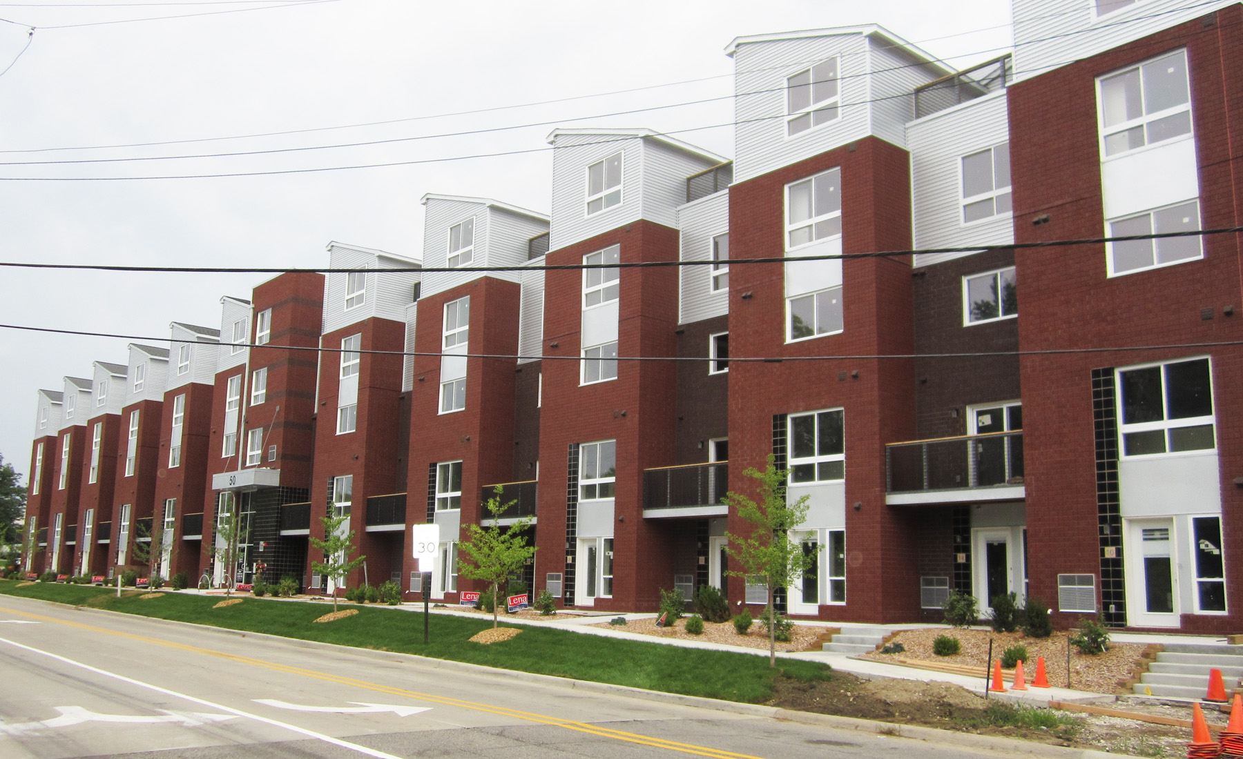 Amber Town Center Townhomes And Lofts